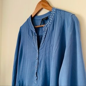 New Directions Curvy Blouse Size 1X